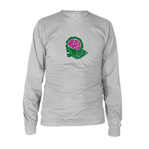 rm T-Shirt, Größe: M, Farbe: weiß (Hulk Smash Kostüme)
