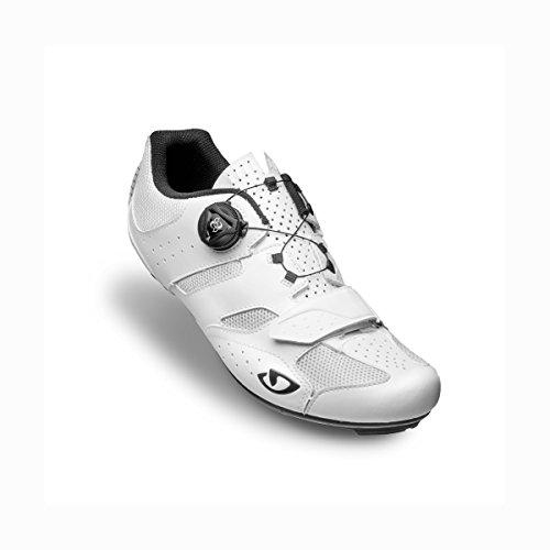 Giro Savix - Chaussures - blanc/noir 2017 chaussures vtt shimano white