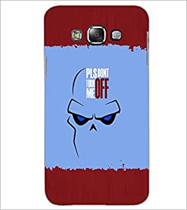 PrintDhaba Quote D-5106 Back Case Cover for SAMSUNG GALAXY A8 (Multi-Coloured)