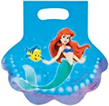 Ariel the Little Mermaid Party Bags, pack of 6
