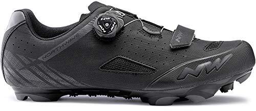 Northwave Origin Plus MTB Fahrrad Schuhe schwarz 2019: Größe: 44