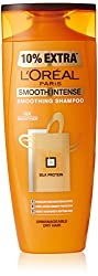LOreal Paris Hair Expertise Smooth Intense Shampoo, 192.5ml (10% Extra)