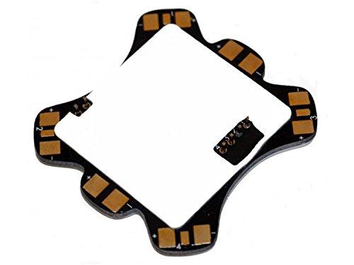 madridgadgetstore® rmrc PDB Dodo Kompatibel mit Flug Controller (FC) Dodo Seriously für Wettkampf Drone FPV Mini Quad Racing Hobby RC quadcoptero Lipo Hohe Qualität Rahmen in X H