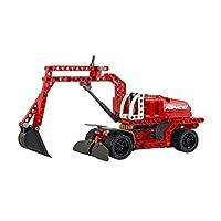 Ninco Tecnic Wheel Excavator. Build Your Own Excavator 213Pieces nt10049