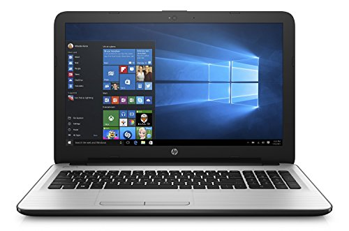 "[Ancien Modèle]HP 15-ay094nf PC Portable 15"" Blanc (Intel Core i3, 8 Go de RAM, 1 To, Intel HD 520, Windows 10)"