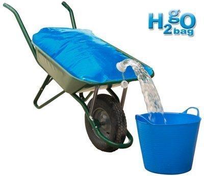 Preisvergleich Produktbild H2go-tasche 80 Liter-a way of Transport von bis zu 80 Liter Wasser in der Schubkarre besteht keine Wasserschlauch erhältlich.
