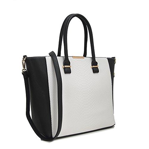 HB Style - Sacchetto Ragazza donna White
