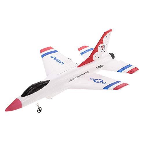 Goolsky- FX-823 2.4G 2CH 290mm Envergadura Planeador de Control Remoto ala Fija EPP RC Avión Avión RTF