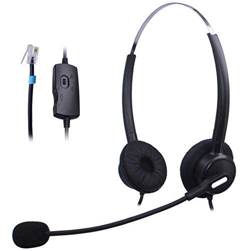 wantek-binaural-call-center-telephone-headset-headphone-with-mic-and-volume-mute-control-for-cisco-u