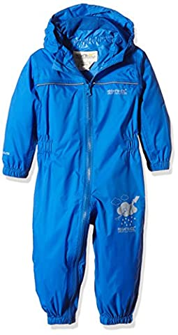 Regatta Kid's Puddle IV All-in-One Suit - Oxford Blue, 24-36 Months (98 EU)