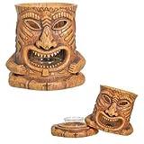 Summit Tiki Hawaii minijarrones/portavelas Coleccionable