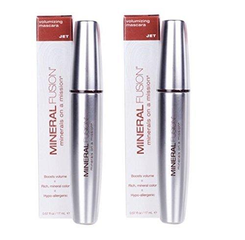 Mineral Volumizing Mascara (Set of 2) by Mineral Fusion