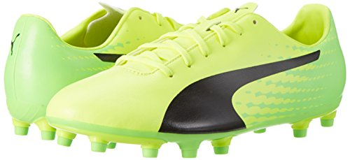 Giallo 44.5 EU Puma Evospeed 17.5 Fg Scarpe da Calcio Uomo Safety gwn
