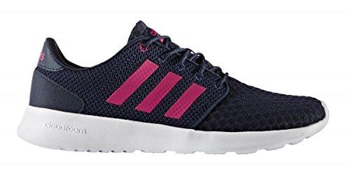 ADIDAS Sneaker CLOUDFOAM QT RACER W LMT CONAVY/BOPINK/FTWWHT 6,5
