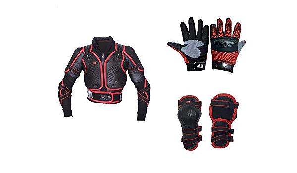 Kinder Motorrad Protektoren Motocross Körperpanzer Brustschutz Schutzjacke Dirt Bike Racing Sicherheitspanzer Auto