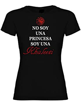 The Fan Tee Camiseta de Mujer Juego de Tronos Stark Tyrion Dragon Daenerys Khaleesi Valar