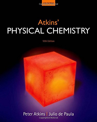 atkins-physical-chemistry