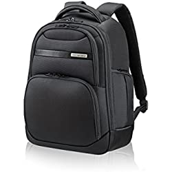 "Samsonite Vectura Laptop Backback S Mochila para ordenador portátil de 14"", Color Negro"