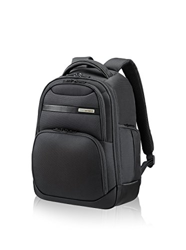 "Samsonite Vectura Laptop Backback S Mochila para ordenador portátil de 13""-14"", Color Negro"