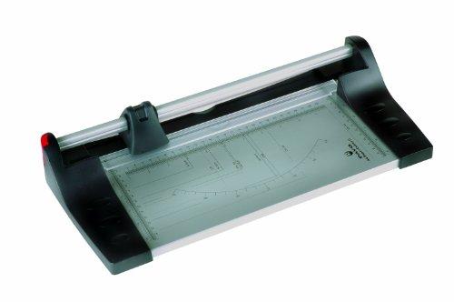 Pavo Premium Schneidemaschine für DIN A4, 8 Blatt, Schnittlänge 320 mm