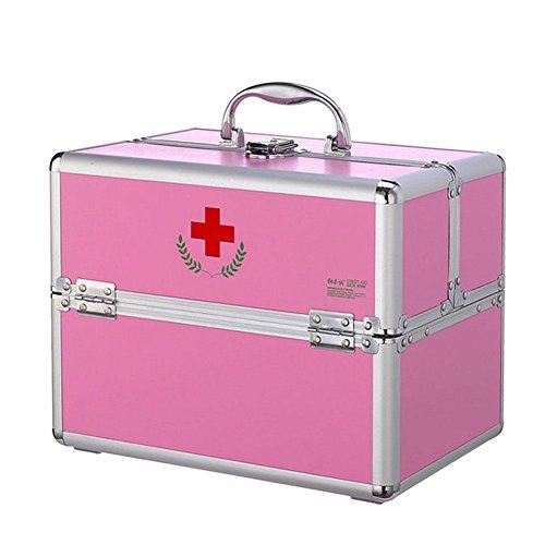 GBT Haushalt Kosmetik Fälle Medizin-Box Pink