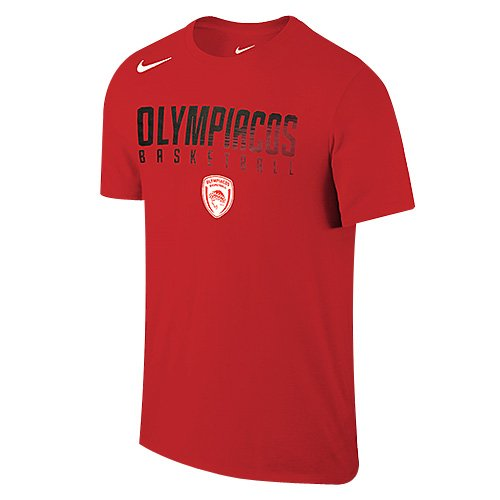 Nike - ATHENS BASKETBALL TEE - Maillot - Homme Rouge (true red)