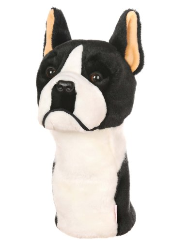 Daphne's Boston Terrier Headcover