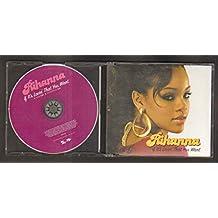 RIHANNA - IF IT'S LOVIN THAT YOU WANT - CD (not vinyl)