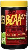 Mutant BCAA 9.7 - Green Apple - 348g, 1er Pack (1 x 348 g)