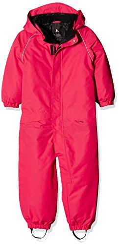 NAME IT Mädchen Schneeanzug Nitwind M Snowsuit FO 316, Rot (Raspberry), 80