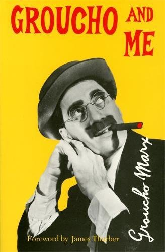 Groucho And Me por Groucho Marx