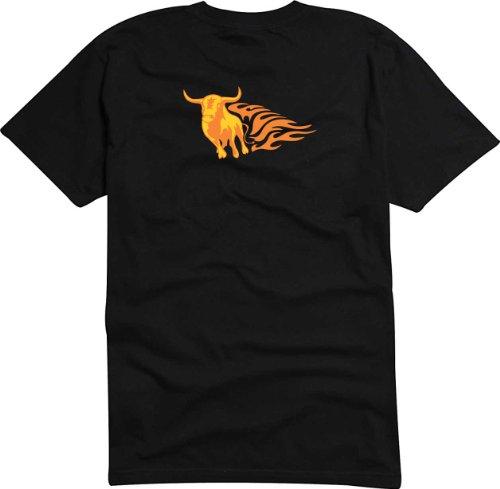 T-Shirt Herren Hausse Schwarz