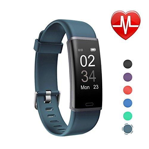 Letsfit ID130PlusHR Fitness Tracker