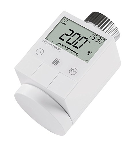 Homematic Smart Home Funk-Heizkörperthermostat, 105155