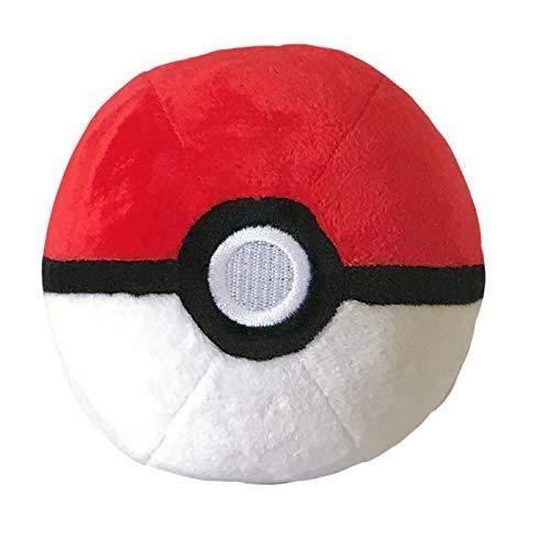 Pokèmon 4 ''Poke Ball Soft Plush Toy - Poke Ball'' Siempre aterriza en posición Vertical ''