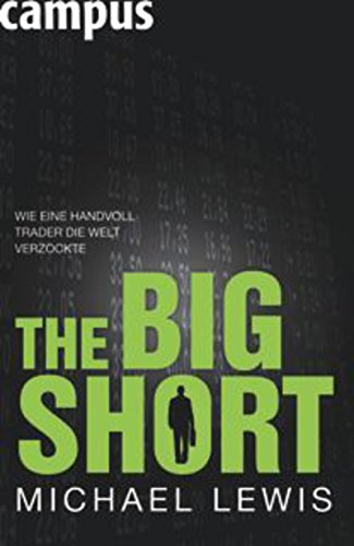 Big Short Ebook