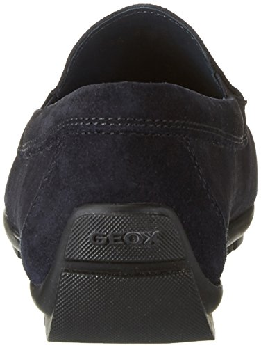 Geox U Moner W 2Fit, Mocassini Uomo Blu (Navy C4002)