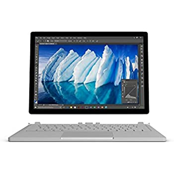 Microsoft Surface Book Ecran Tactile 13,5 Gris (Intel Core i7 Skylake, 16 Go de RAM, SSD 512 Go, GeForce GTX 965M, Windows 10 pro) + Stylet Surfce inclus