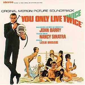 James Bond - You Only Live Twice By Nancy Sinatra,John Barry (1995-12-18)