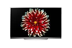 LG OLED65E7V 164 cm (65 Zoll) OLED Fernseher (Ultra HD, Doppelter Triple Tuner, Active HDR mit Dolby Vision, Dolby Atmos, Smart TV)