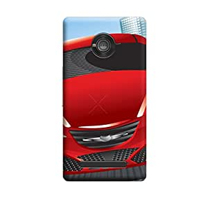 CaseLite Premium Printed Mobile Back Case Cover With Full protection For Micromax Yuphoria YU5010 (Designer Case)