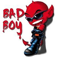 AUTOSTYLE Sticker Bad Boy - 12x11cm preiswert