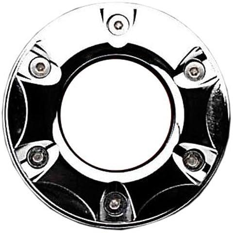 Simoni Racing AEX Anello Porta Pulsante in Alluminio