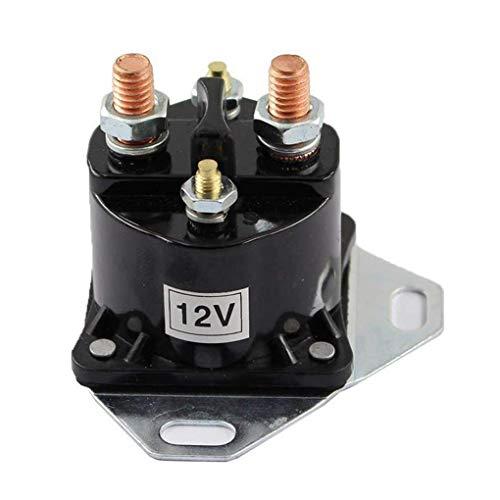 Meisijia Relais für Glühkerzen Magnet F81Z-12B533-AC K-12B533-Ersatz für Ford E F Series 7.3L Leistung Stoke -