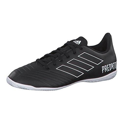adidas Herren Predator Tango 18.4 in Futsalschuhe, Schwarz (Negbás/Negbás/Negbás 000), 42 EU