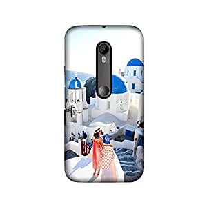 Yashas High Quality Designer Printed Case & Cover for Motorola Moto X Style