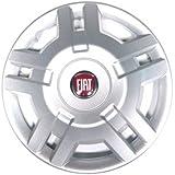 """Enjoliveur Jante 15""""emblème Rouge FIAT DUCATO Typ 250à 2014OE 1358879080"""