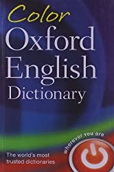 Color Oxford English Dictionary 3rd edition by Oxford Dictionaries (2006) Taschenbuch