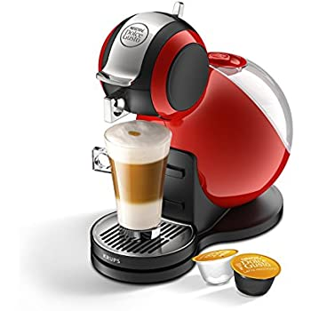 nescafe dolce gusto melody 3 manual coffee machine by krups red by krups cuisine. Black Bedroom Furniture Sets. Home Design Ideas