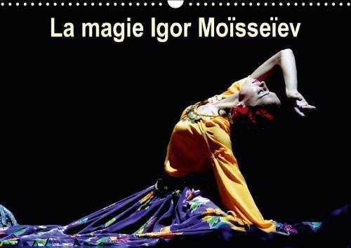 La Magie Igor Moisseiev 2018: Ambassadeur Officiel De La Culture Russe, Le Ballet Igor Moisseiev, Etait De Passage a Nice En Mars 2013. par Alain Hanel - Photographies